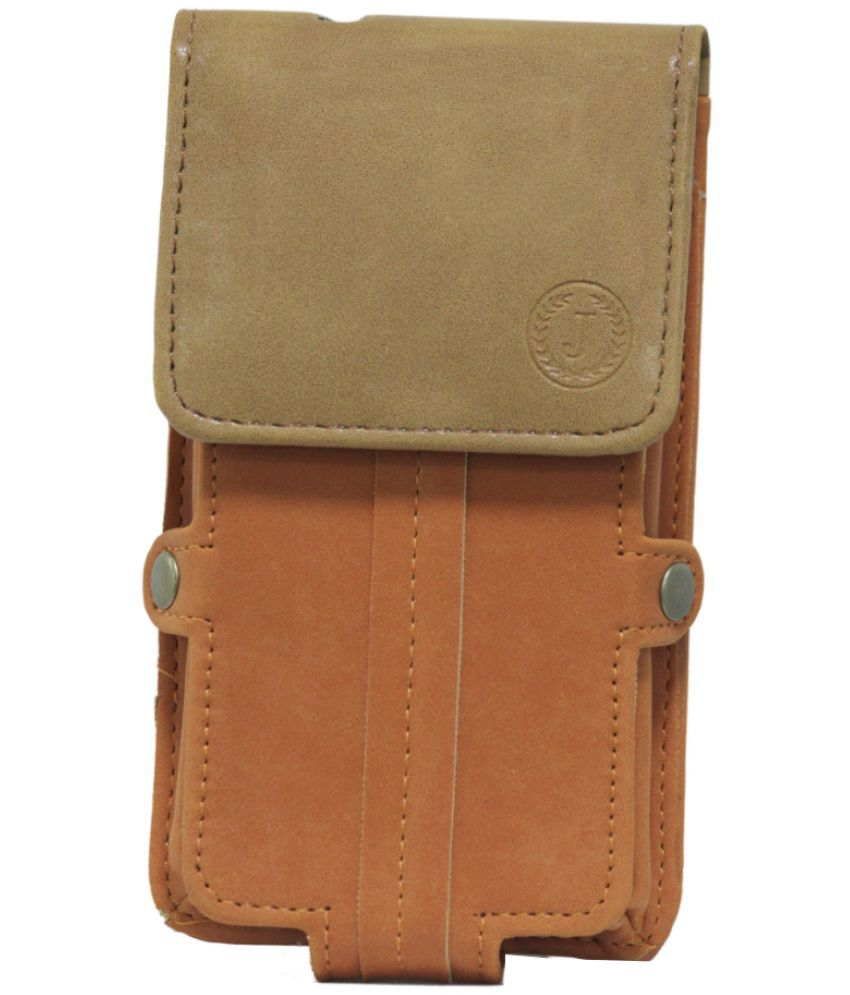 LYF Flame 8 Holster Cover by Jojo - Orange