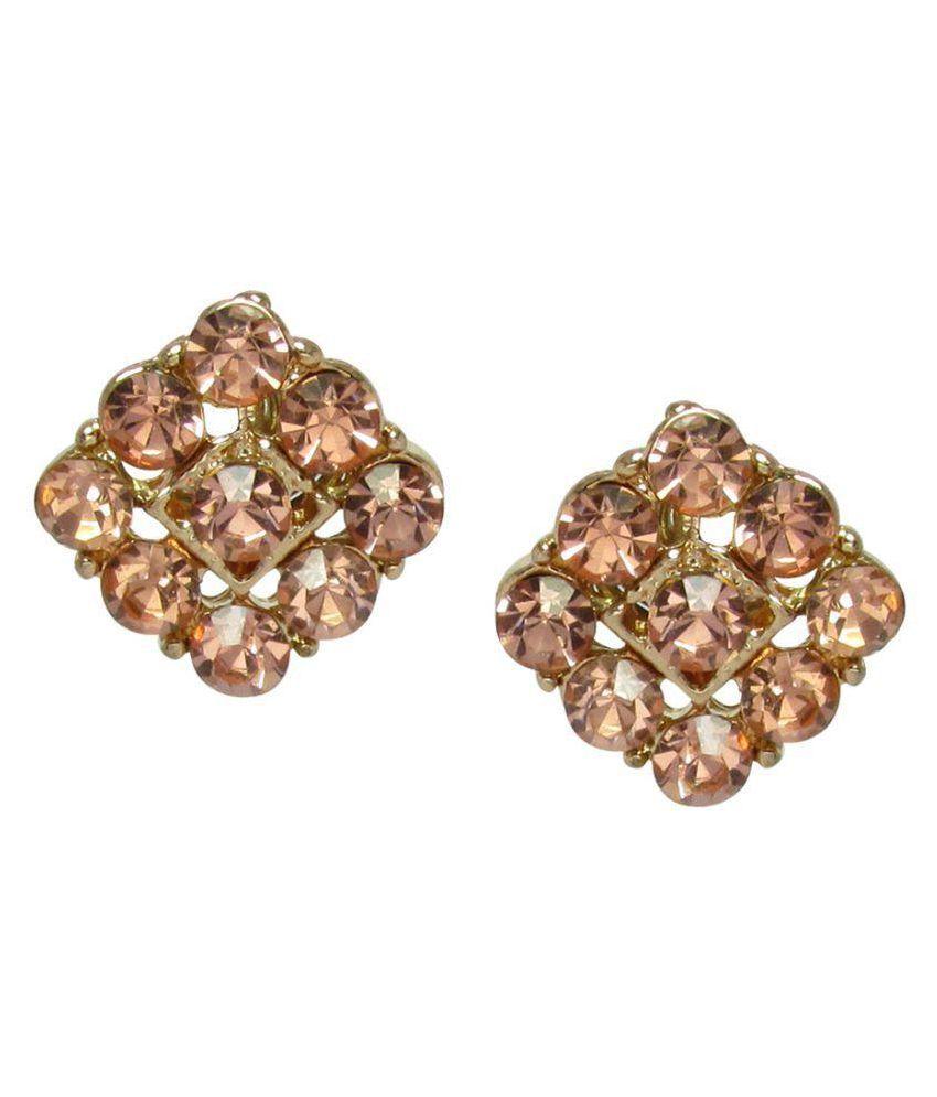 Jewelz Golden Earrings