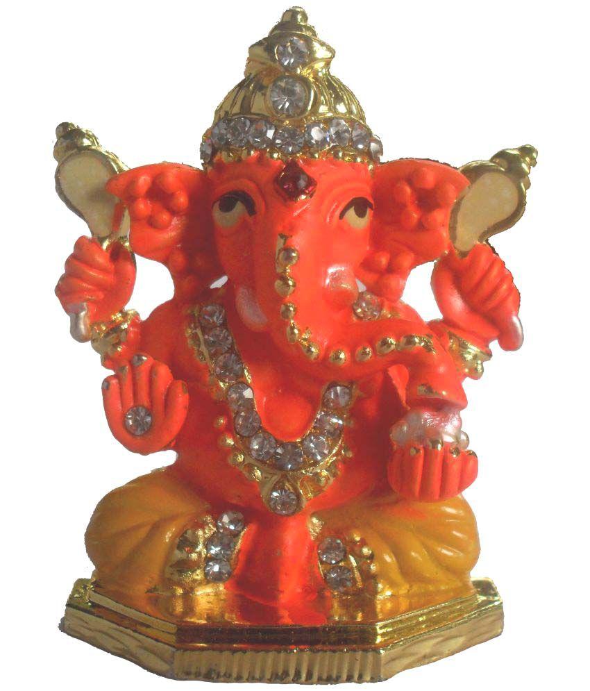 Sheela's Arts & Crafts Ganesha Idol