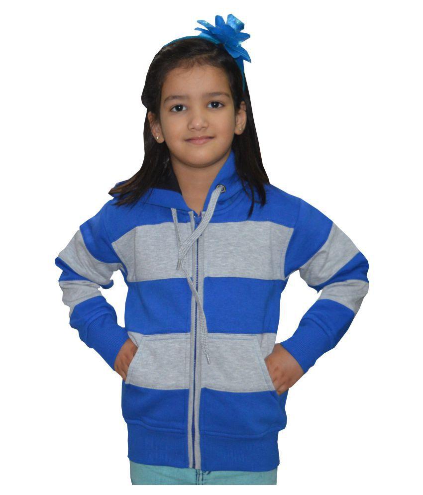Shaun Blue Sweatshirt