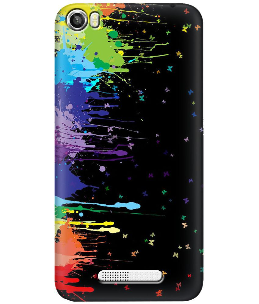 Lava X8 Printed Cover By LOL
