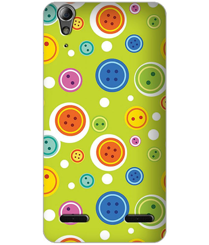 Lenovo A6000 Printed Cover By LOL