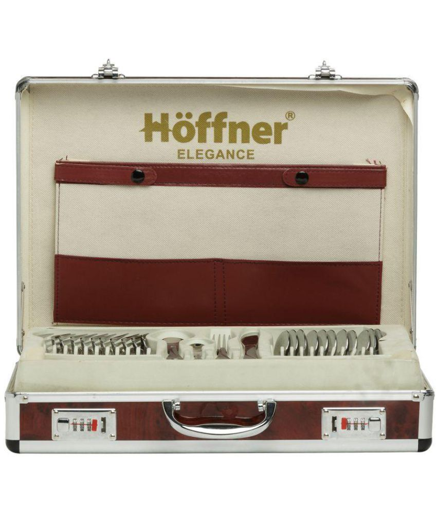 Hoffner 72 Pieces Stainless Steel Cutlery Set Gift Box: Buy Online ... | {Höffner online shop 48}