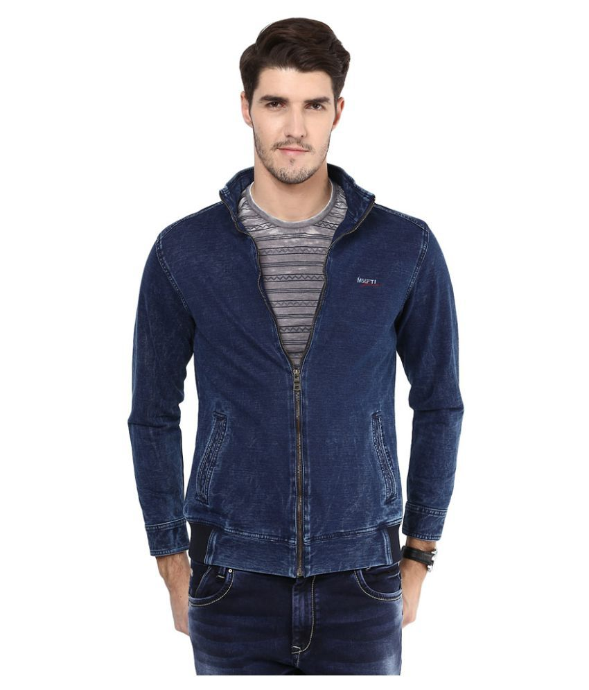 e94d442de31 Mufti Blue Denim Jacket - Buy Mufti Blue Denim Jacket Online at Best Prices  in India on Snapdeal