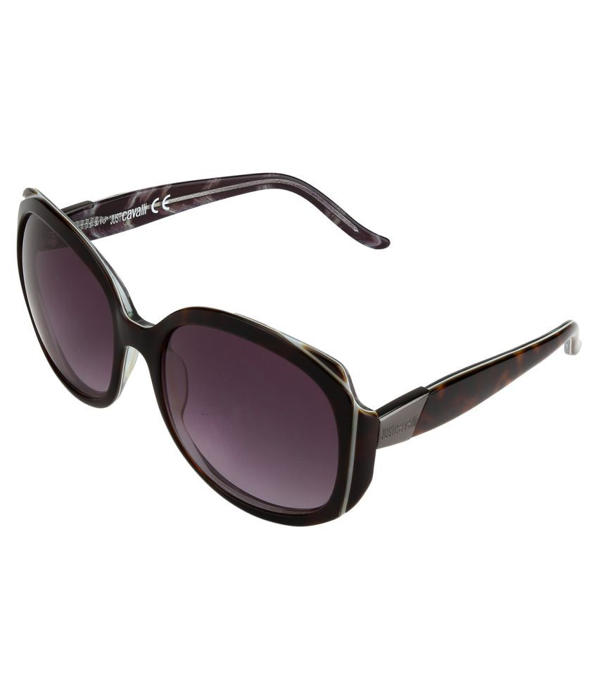 9837bc2eab Just Cavalli Purple Oversized Sunglasses ( EC1051 ) - Buy Just Cavalli  Purple Oversized Sunglasses ( EC1051 ) Online at Low Price - Snapdeal