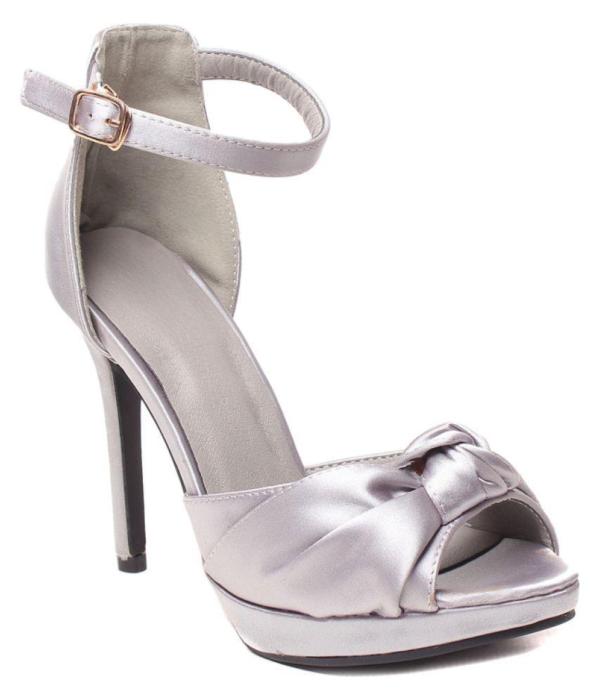 Klaur Melbourne Gray Heels