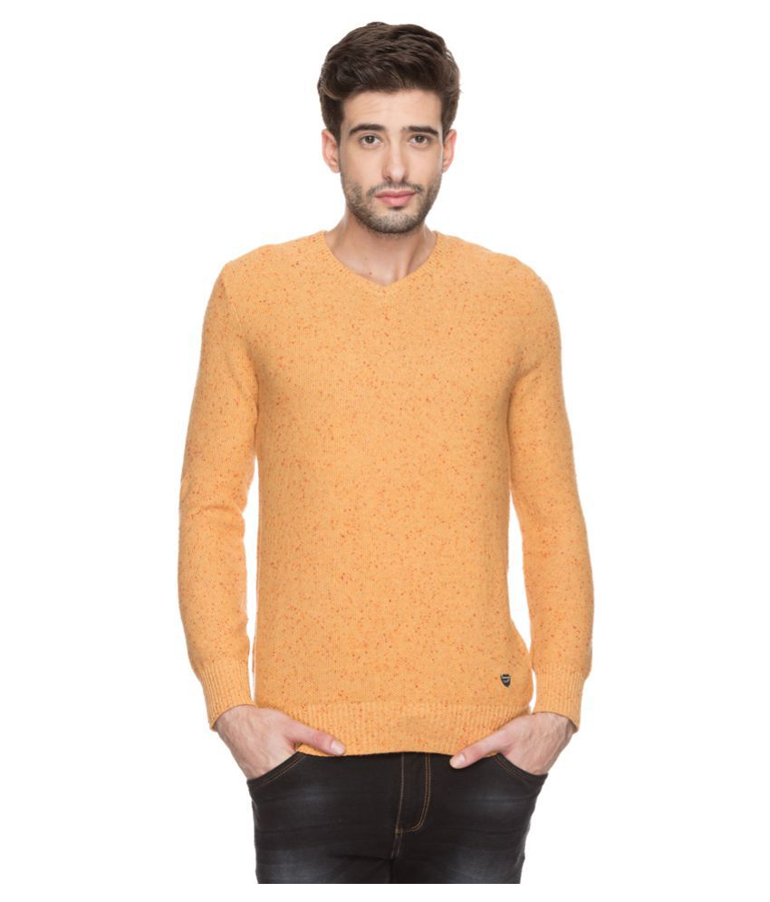 Find great deals on eBay for yellow v neck sweater. Shop with confidence.
