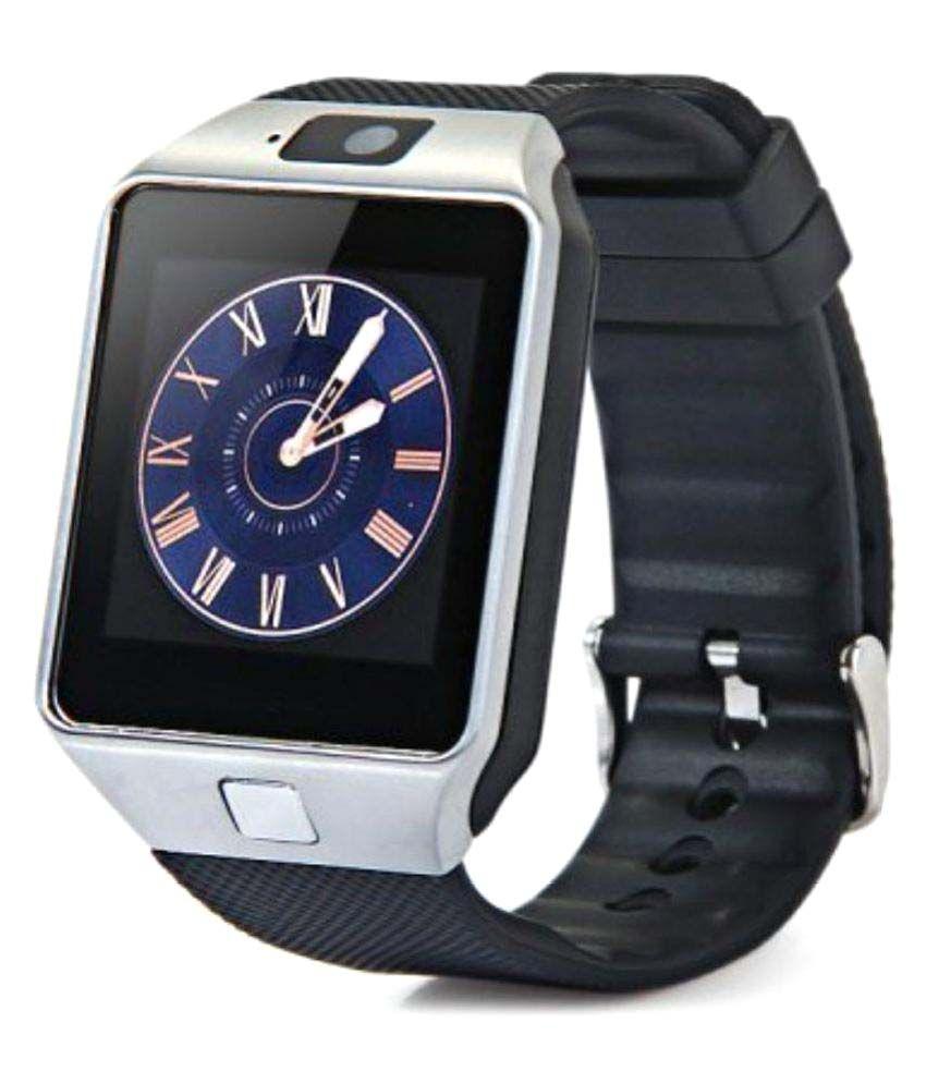 Estar Black Smart Watches 8s