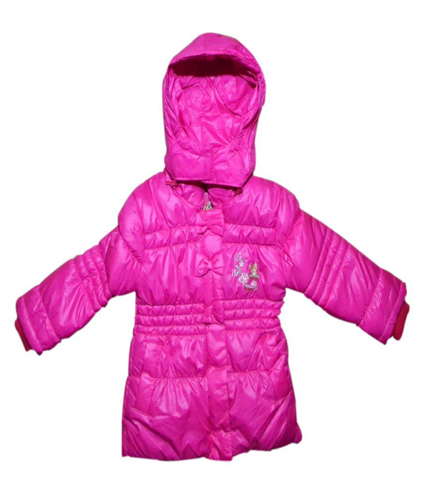 Winter Fuel Purpel Kids  jacket