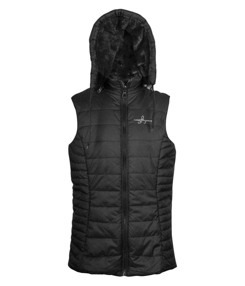 Naughty Ninos Girls Black Jacket