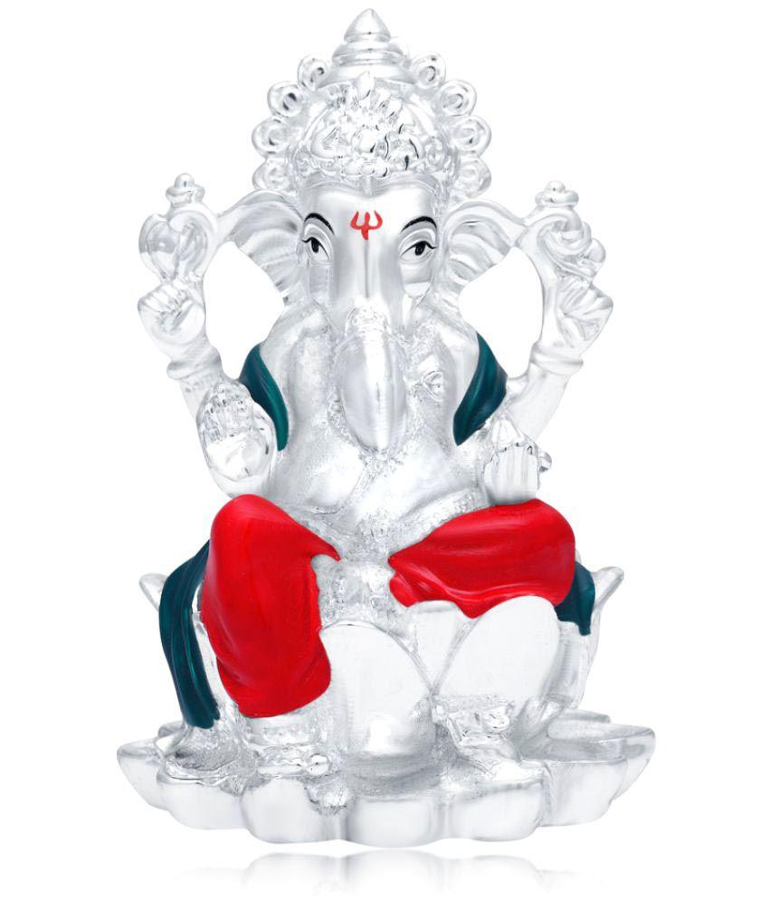 Sukkhi Ganesha Brass Idol