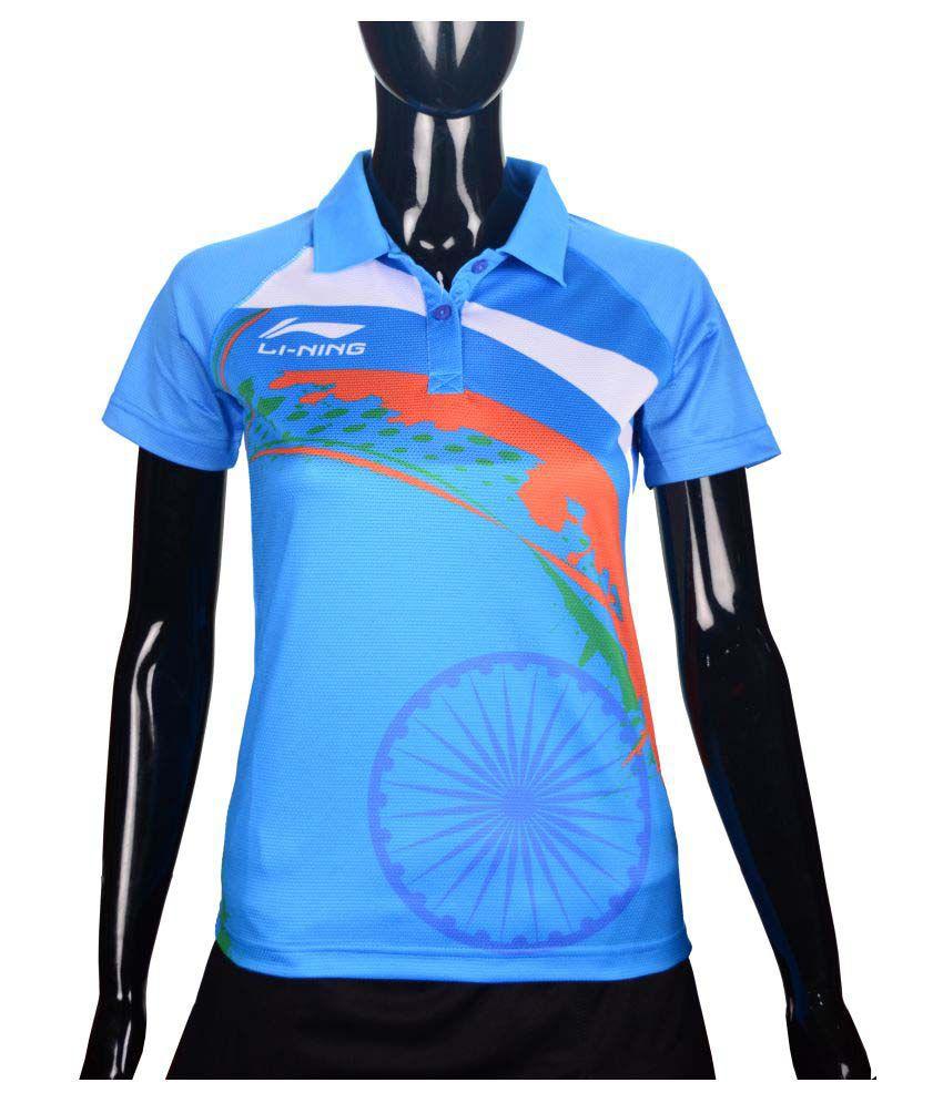 Li-Ning Women's Olympics Polo T-Shirt