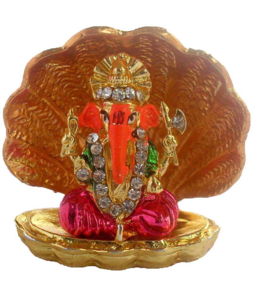 Sheela's Arts & Crafts Ganesha Other Idol