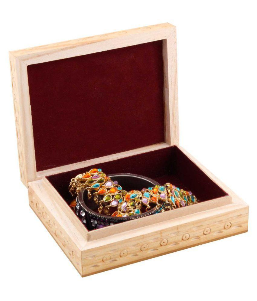 Chesta Enterprises Wood Jewellery Box
