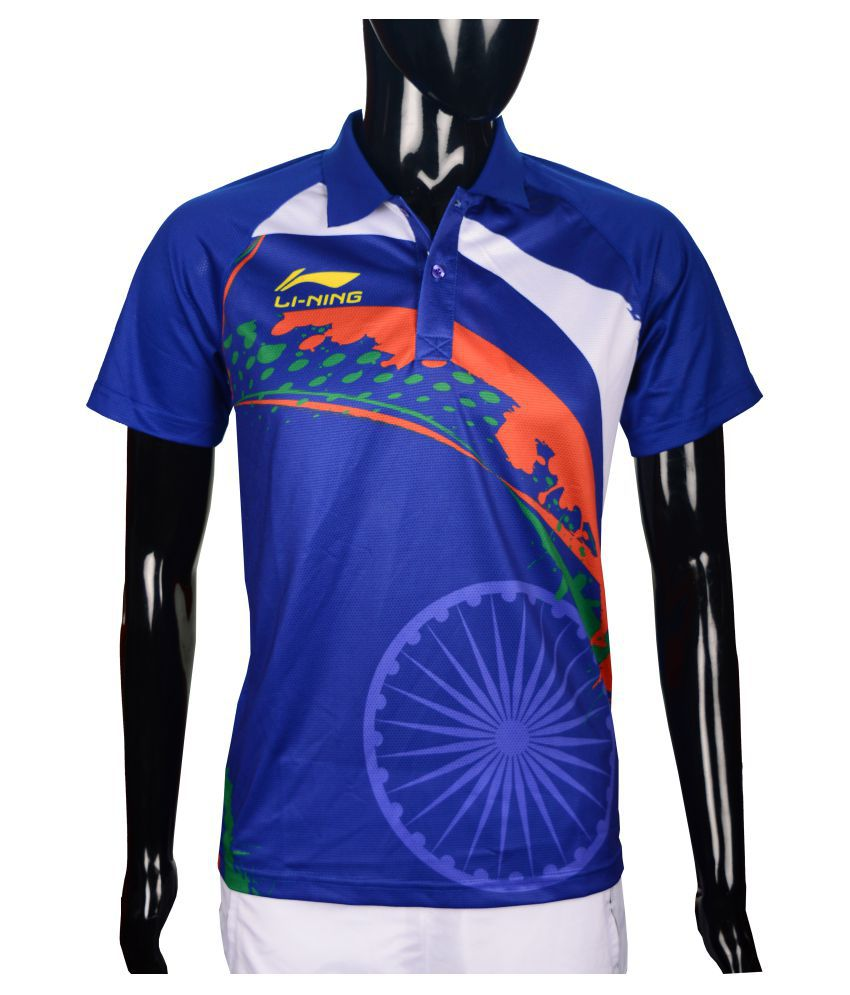 Li-Ning Men's Olympics Polo T-Shirt