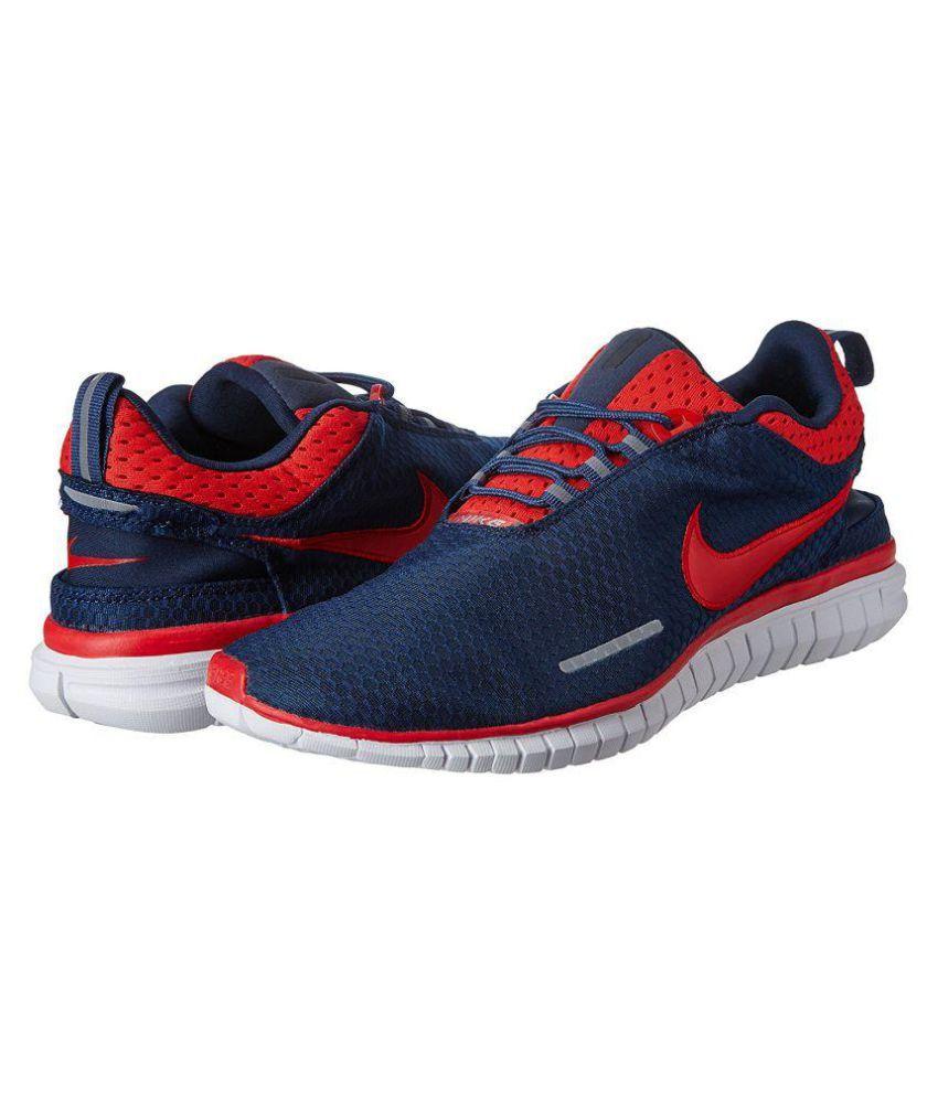 0701d7feb4627 Nike Free OG Navy Blue Training Shoes .