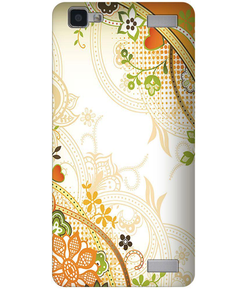 Vivo V1 Max Printed Cover By LOL