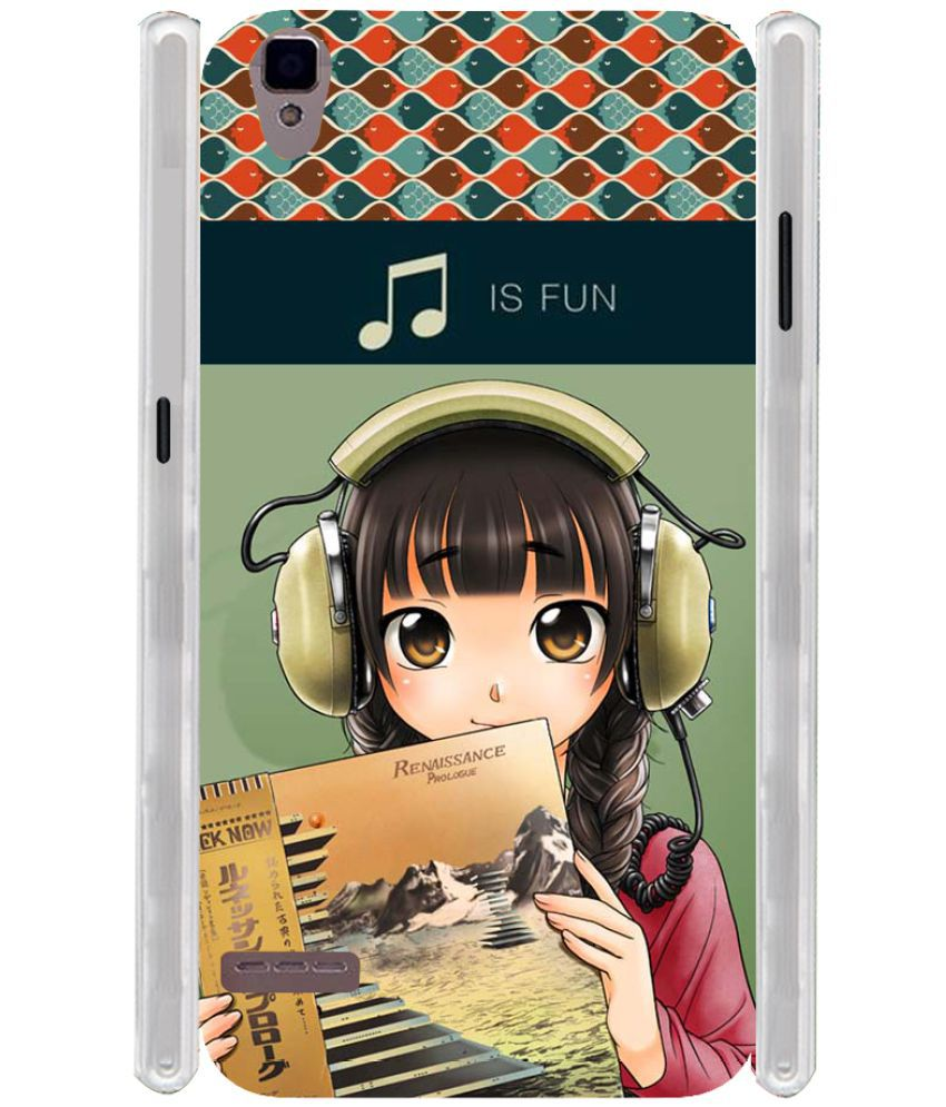 Oppo F1s Printed Cover By GADGET LOOKS