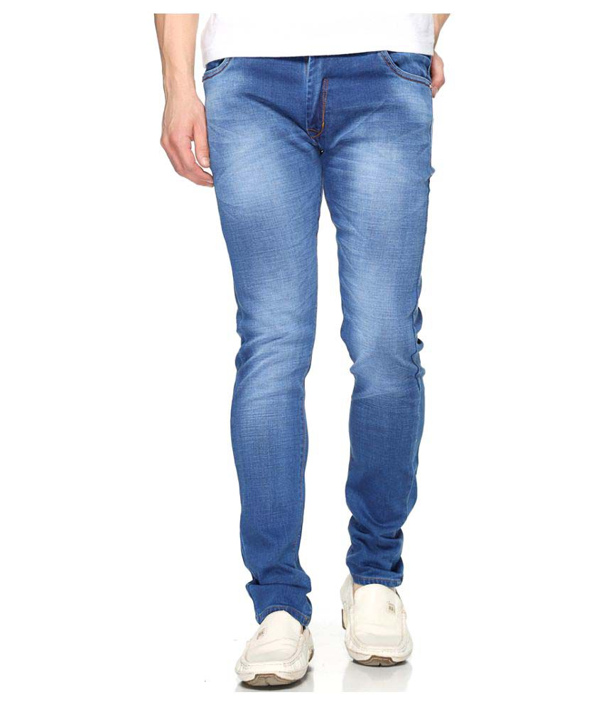 GBOS by Fasnoya Blue Slim Washed