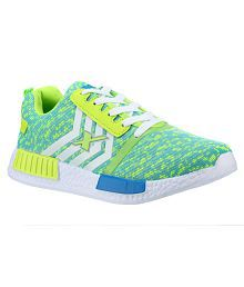 Sparx Green Training Shoes