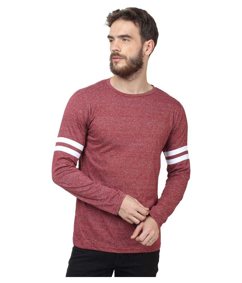 SayItLoud Red Round T-Shirt