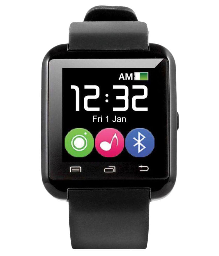 AKIRA ascend d1 Smart Watches Black
