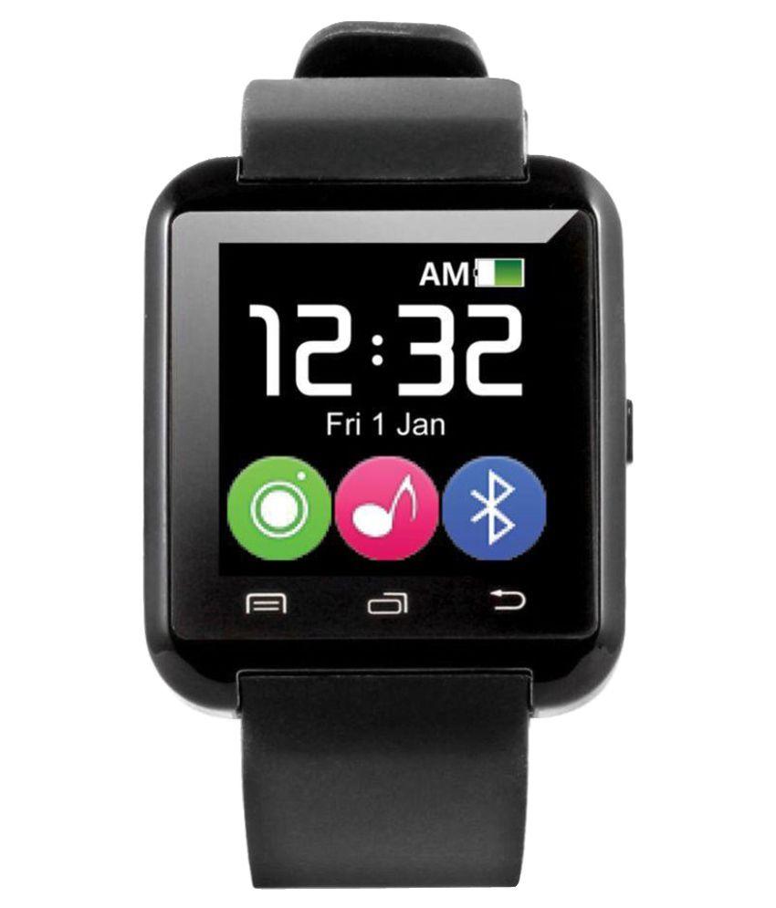 JIKRA l70 Watch Phones Black