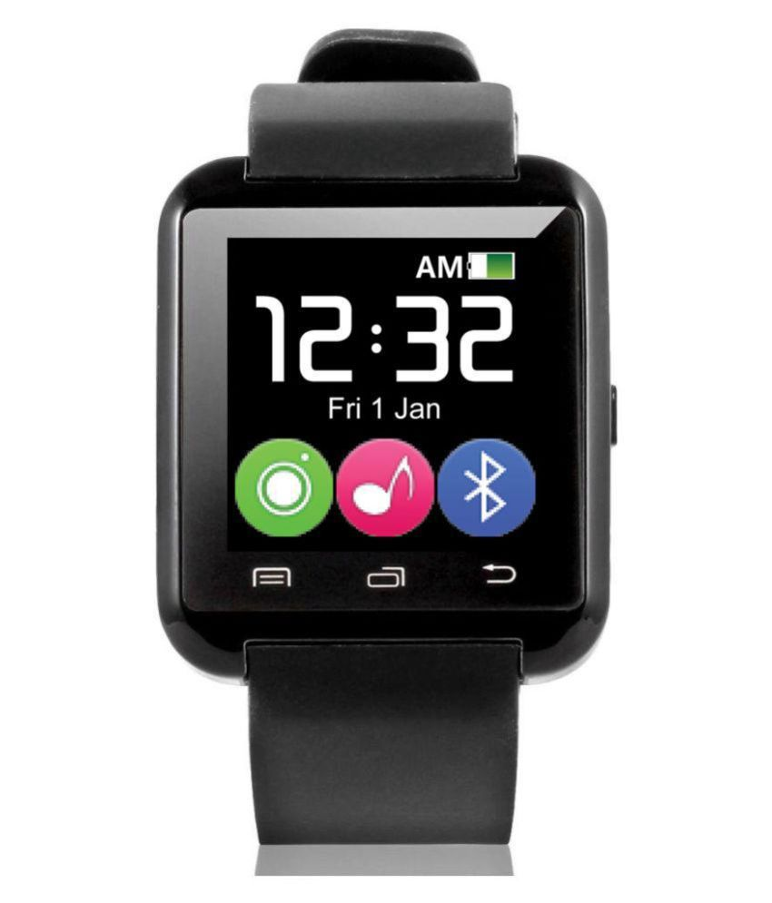 AKIRA l bello Smart Watches Black