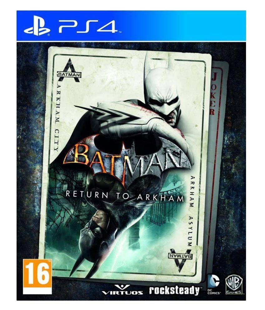 Batman Return to Arkham PS4 SDL 1 d549f