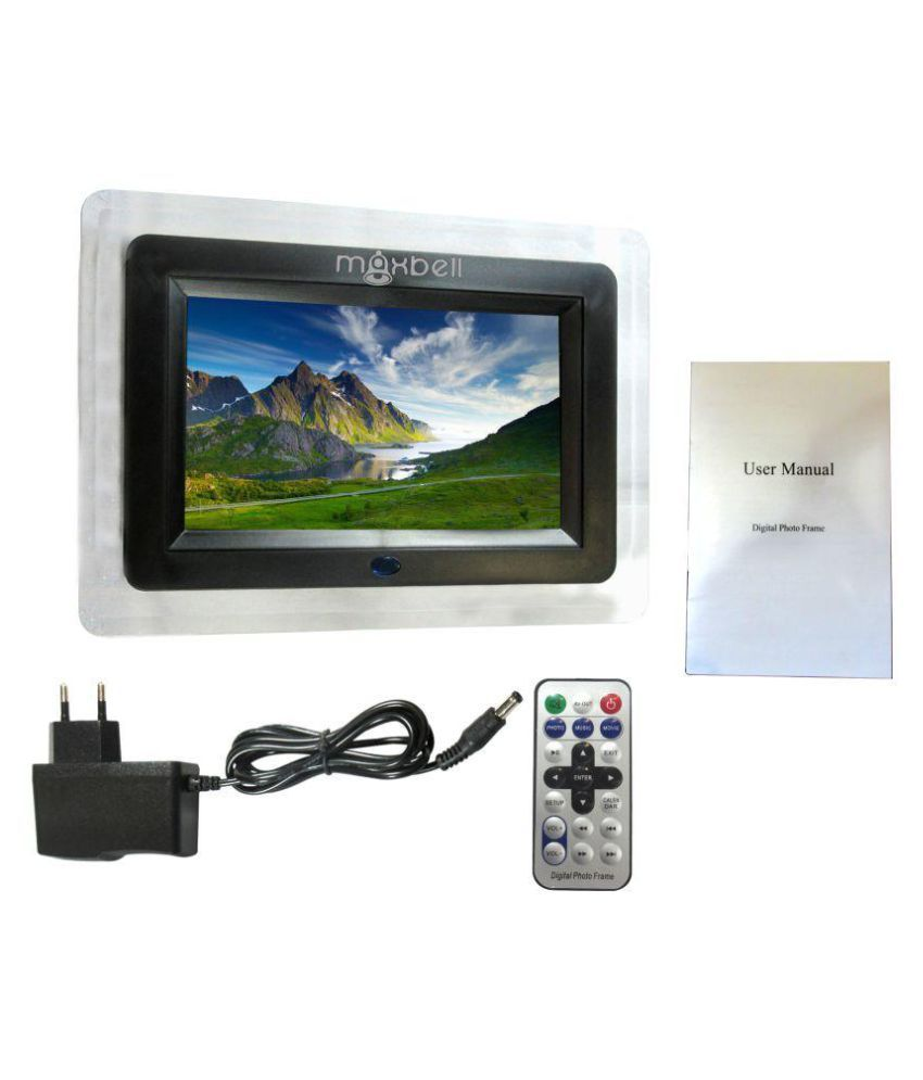 Maxbell LCD 7 inch Digital photo frame Digital Photo Frame