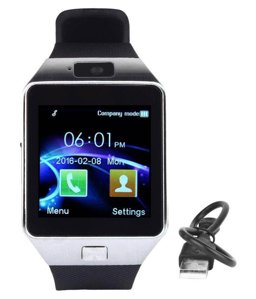 Incell 4 Plus Smart Watches Black