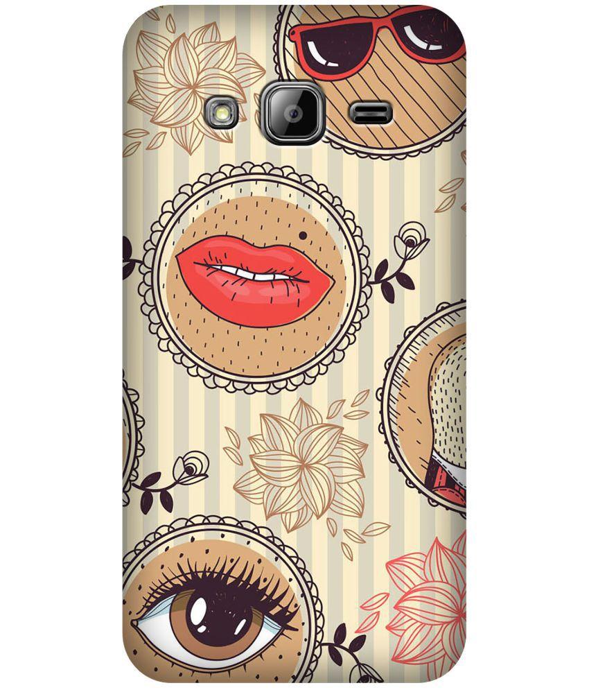 Samsung Galaxy j3 Printed Cover By LOL