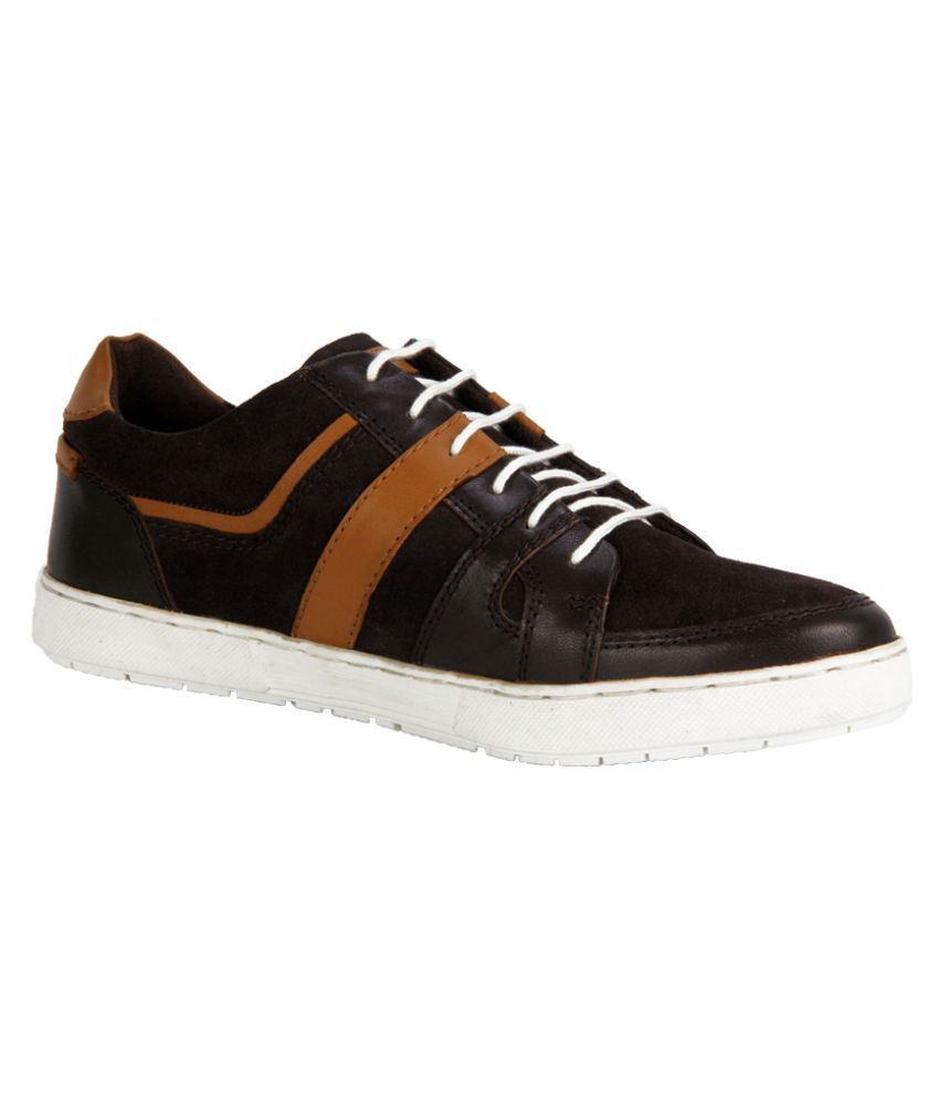 Provogue Sneakers Brown Casual Shoes
