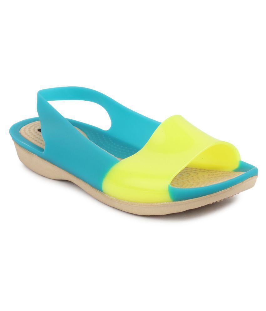 3bc7f9849 Do Bhai Yellow Flats Price in India- Buy Do Bhai Yellow Flats Online at  Snapdeal