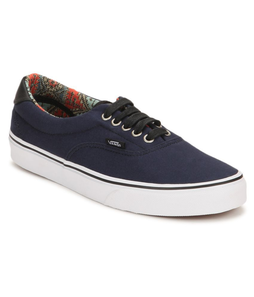 7ac03c51bc Vans Era 59 Sneakers Navy Casual Shoes - Buy Vans Era 59 Sneakers Navy  Casual Shoes Online at Best Prices in India on Snapdeal