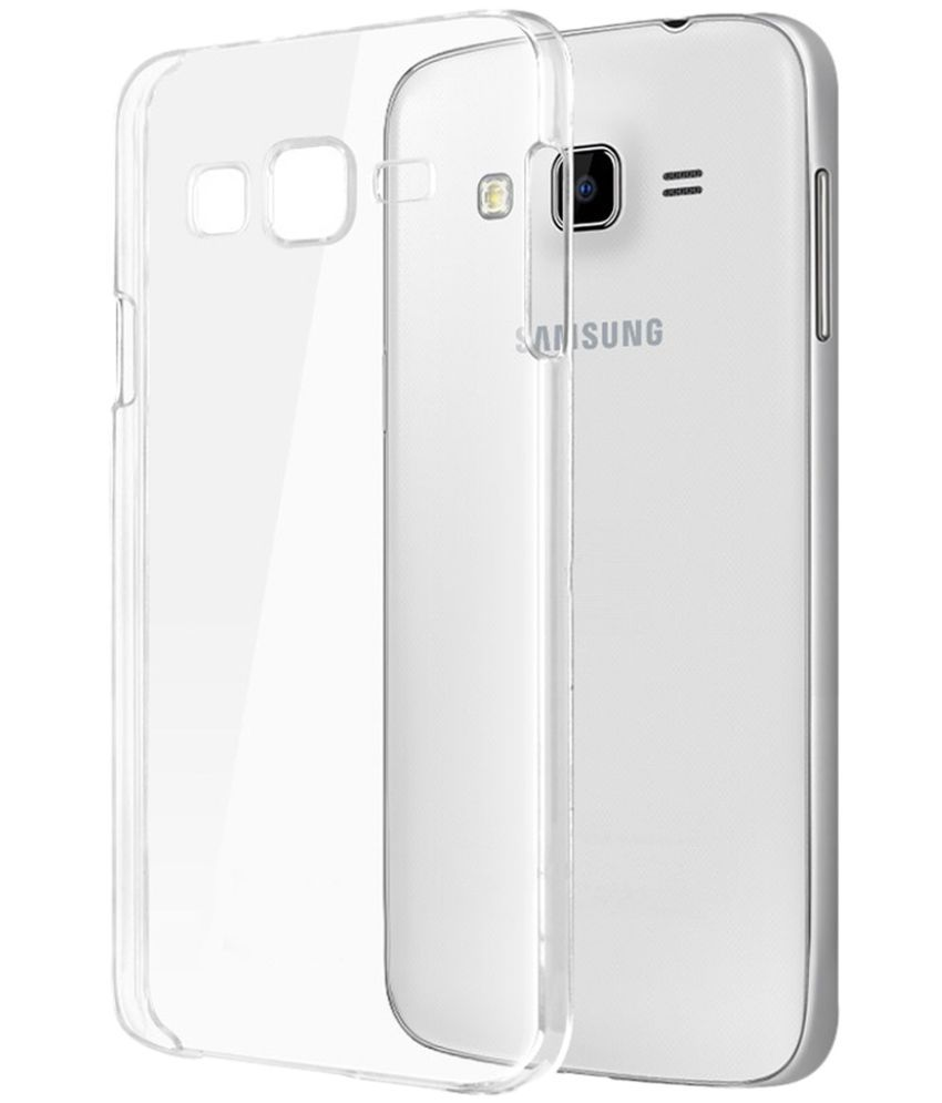 Samsung Galaxy J2 Cover by BrewingQ - Transparent