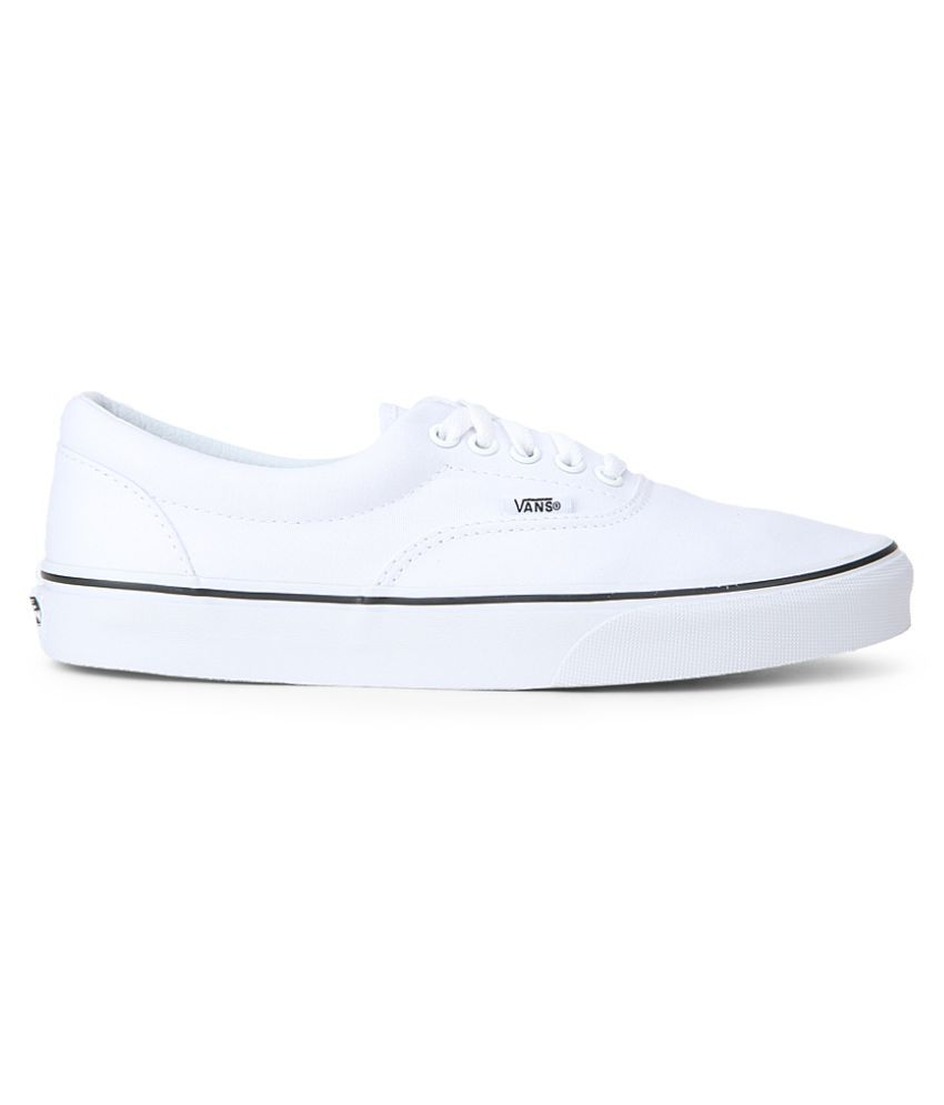 e978ff3b03b VANS White Sneakers Price in India- Buy VANS White Sneakers Online ...