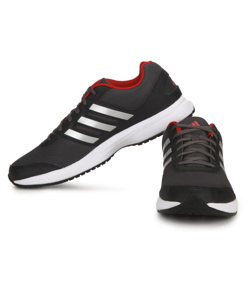 Adidas Ezar 2.0 Black Running Shoes Adidas Ezar 2.0 Black Running Shoes ...