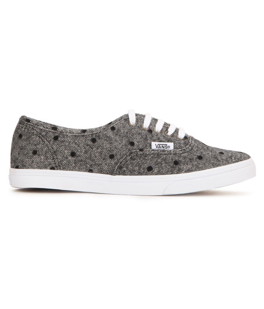 a3285ffa11 Vans Authentic Lo Pro Sneakers Gray Casual Shoes - Buy Vans ...