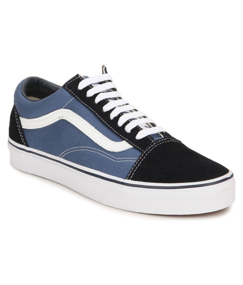 vans sneakers navy casual shoes snapdeal price casual