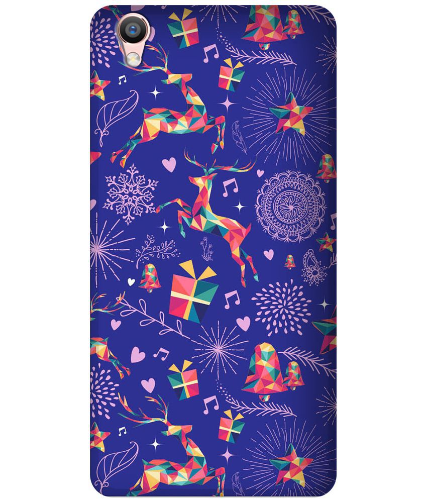 Oppo F1 Plus Printed Cover By LOL