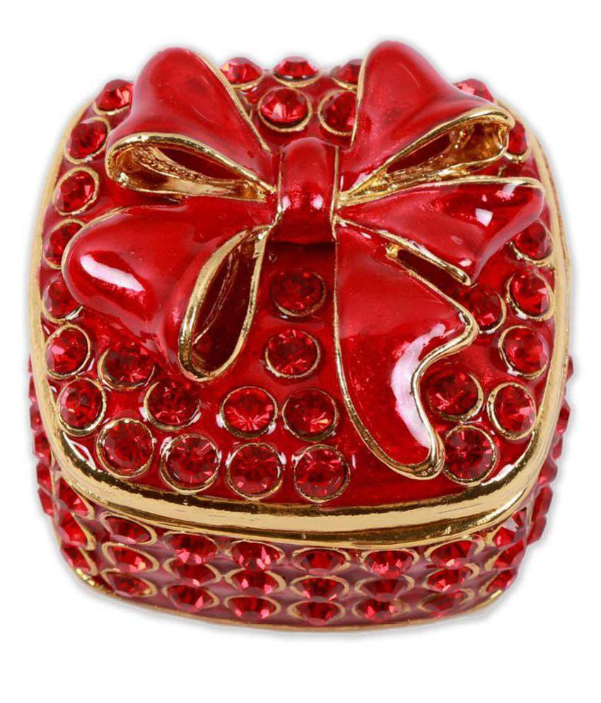 Imperial Gifts Metallic Jewellery Box