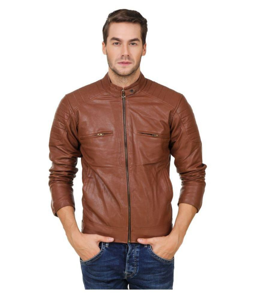 Buy a leather jacket online