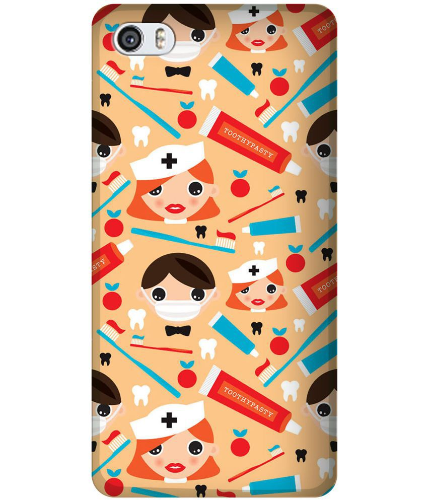 Xiaomi Mi5 Printed Cover By LOL
