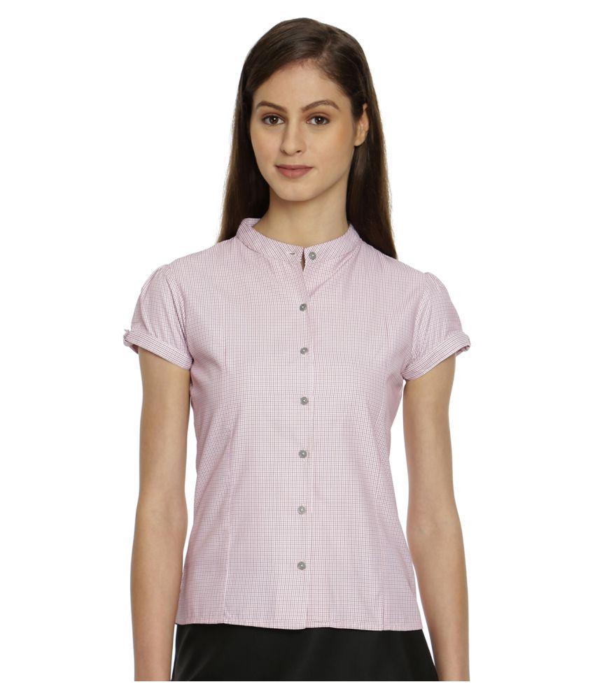 Bombay High Cotton Blend Shirt