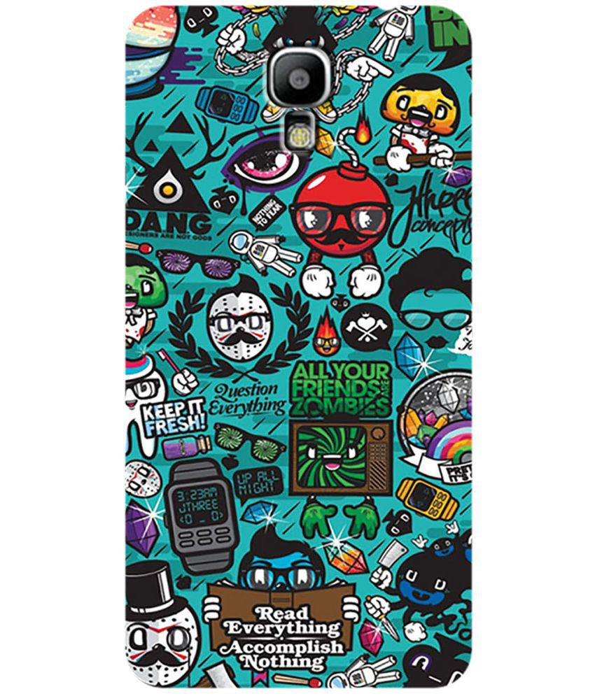 Samsung Galaxy S4 Printed Cover By LOL