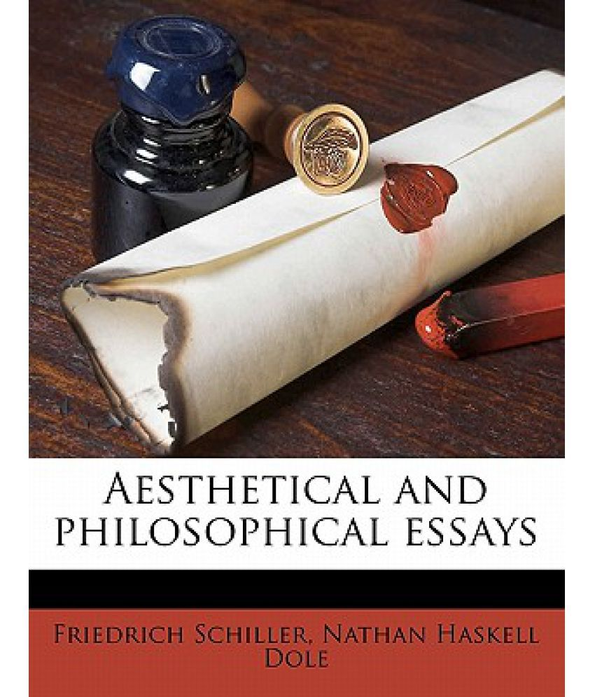 aesthetical and philosophical essays volume buy aesthetical and aesthetical and philosophical essays volume 1