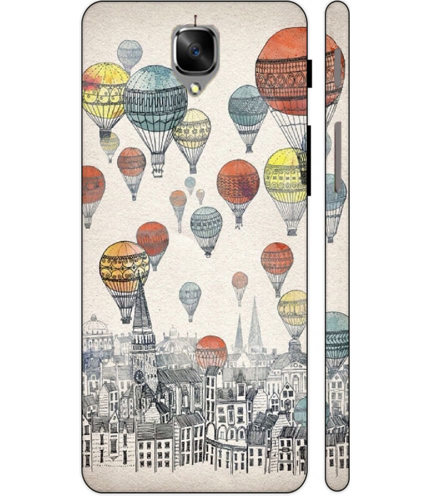 OnePlus 3 Printed Cover By Mouse Trap