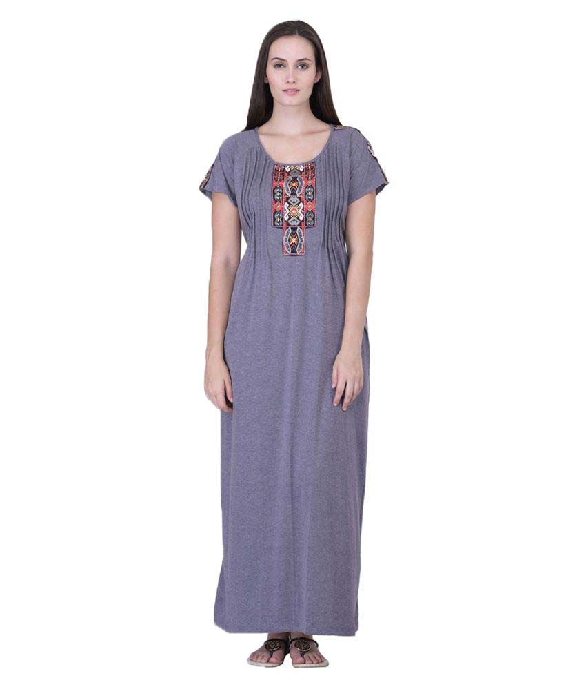 Buy Honeydew Cotton Nighty & Night Gowns on Snapdeal | PaisaWapas.com