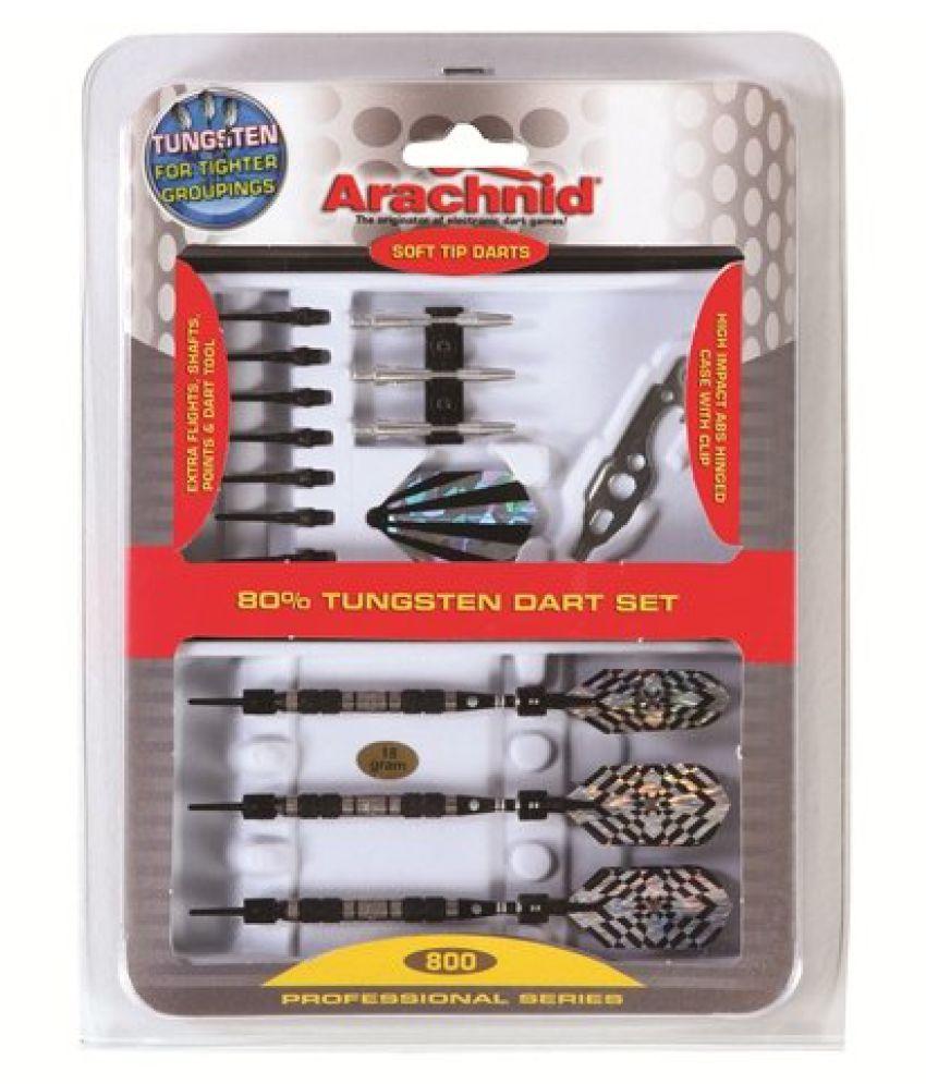 Arachnid 80% Tungsten Soft Tip Darts (18-Gram)